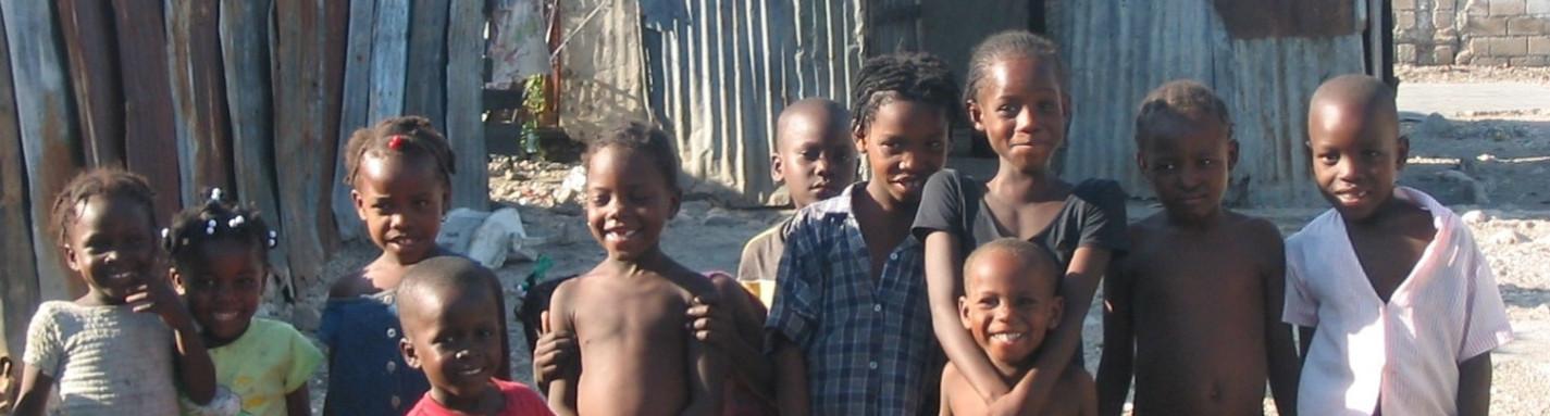 Kinder und Jugendliche in Armut und Not gibt es überall!